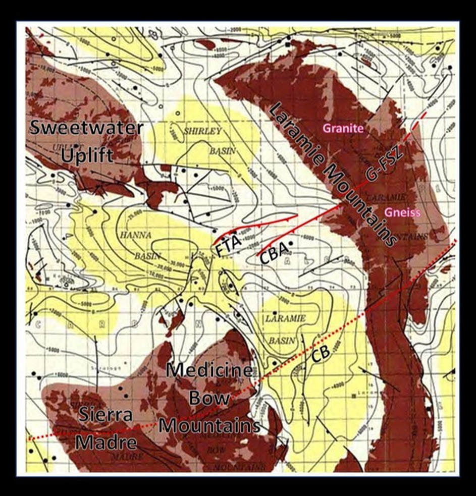 Como Bluff Geology Of Wyoming