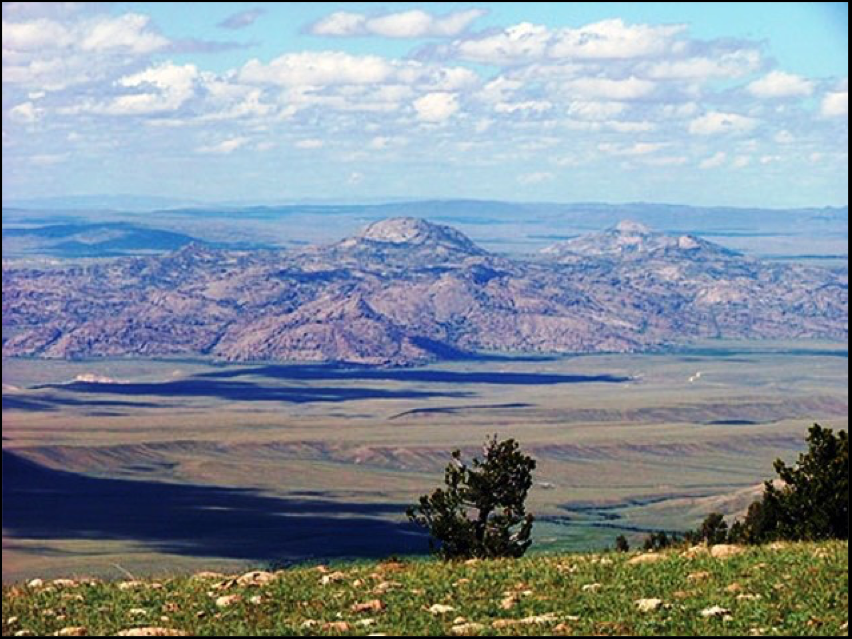 Picture of Granite Mountains, Natrona County, Wyoming
