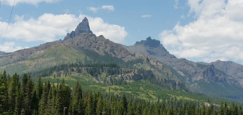 Picture Pilot and Index Peaks, Park County, Wyoming